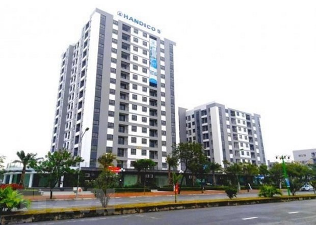 COVID-19: many real estate trading floors close hinh anh 1