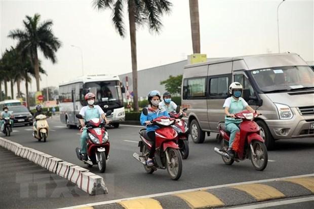 Hanoi prepares scenarios to foster post-pandemic socio-economic development hinh anh 1