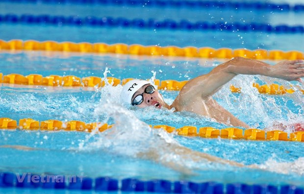 Young talent swimming towards Olympic dreams hinh anh 2