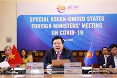 ASEAN 2020: Vietnam vows to partner with others to fight COVID-19