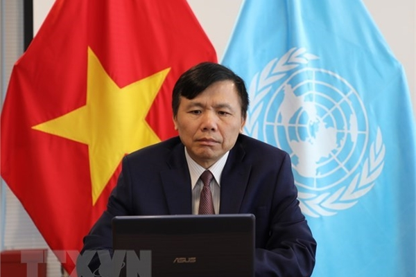 Vietnam backs two-state solution to Israeli-Palestinian conflict
