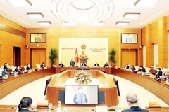 NA Standing Committee debates draft resolution on development in Da Nang