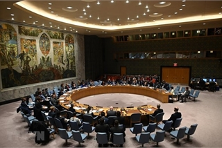 UNSC discusses Kosovo mission's operation