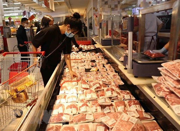 Pork imports soar by over 300 percent: statistics hinh anh 1