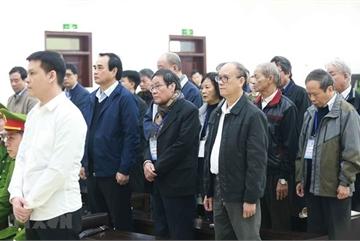 Former Da Nang top leaders to go on appeal trial next week