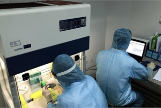 Committee: Vietnam able to master two SARS-CoV-2 testing methods