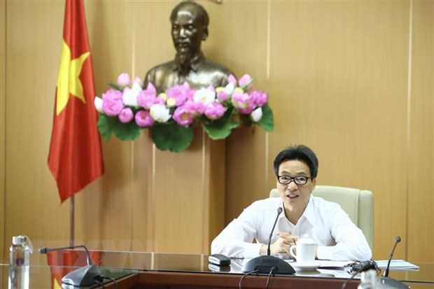 Vietnam continues COVID-19 prevention rules during national holidays hinh anh 1