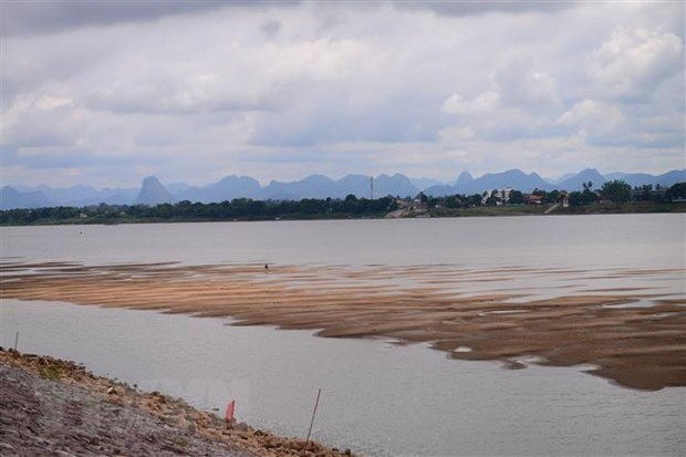Mekong River Commission: Water levels back to normal averages hinh anh 1