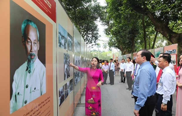 Many activities scheduled to mark President Ho Chi Minh's 130th birthday hinh anh 1