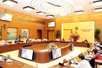 NA Standing Committee mulls two draft reports