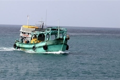 Philippine ship owner compensates for Vietnamese fishing boat collision