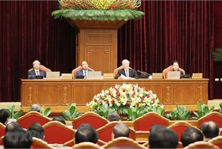 Party leader outlines key tasks for 12th plenum of Party Central Committee