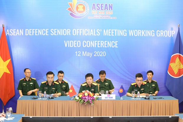 ASEAN countries prove effective cooperation in curbing COVID-19: Deputy Defence Minister hinh anh 1