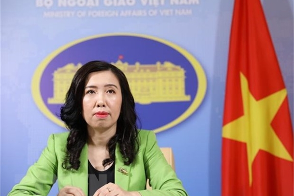 Vietnam urges parties to not take action to further complicate situation in East Sea