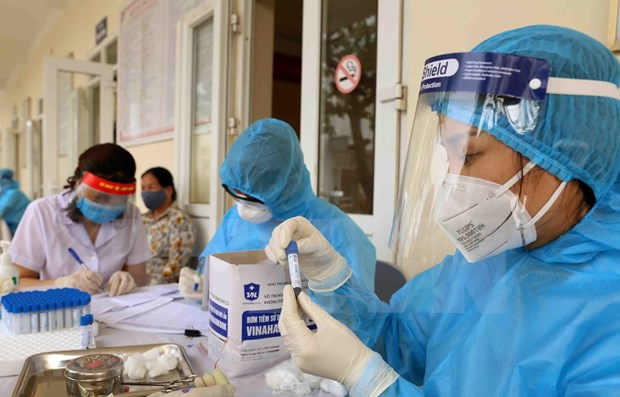 Four more imported cases bring total COVID-19 tally to 318 hinh anh 1
