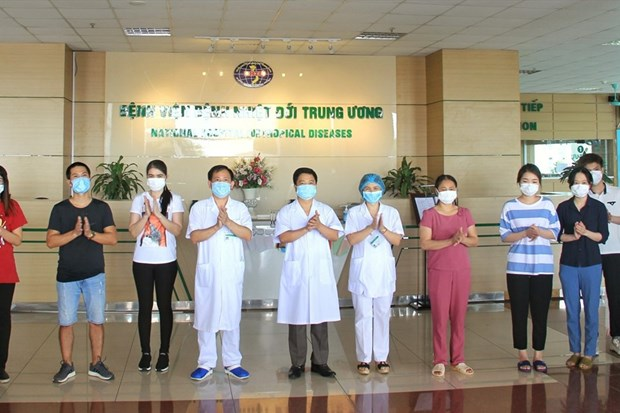 Cooperation - key in Vietnam's fight against COVID-19 hinh anh 3