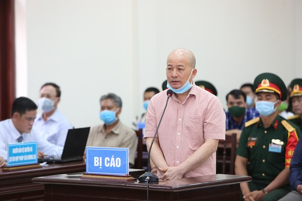 Trial opens over land management violations at navy service hinh anh 1