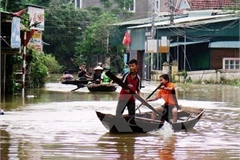 Natural disasters cause economic losses of over $1.38 billion this year