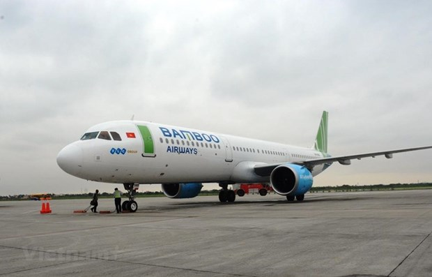 Bamboo Airways plans to restart air route to US in late 2021 hinh anh 1