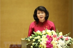 National Assembly deliberates Vietnam's joining ILO convention against forced labour