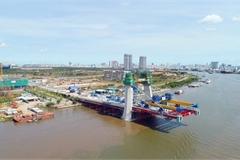 HCM City: Thu Thiem 2 bridge to open to traffic by late 2020
