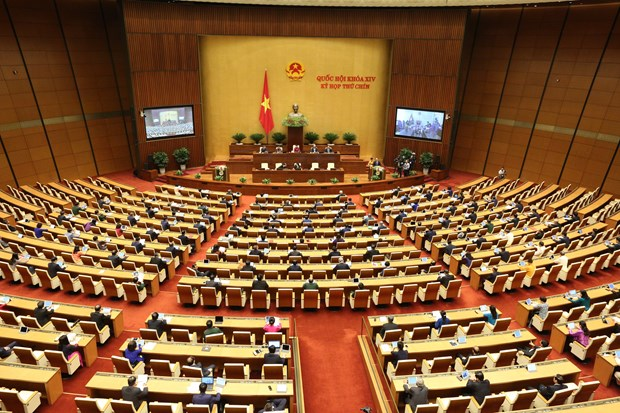 National Assembly commences ninth session hinh anh 1