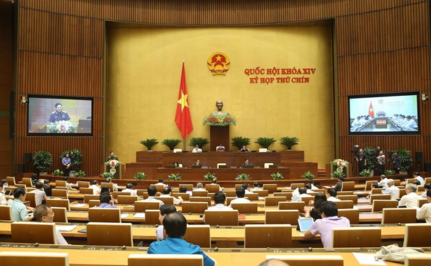 Draft laws on border guard, guest workers under discussion hinh anh 1