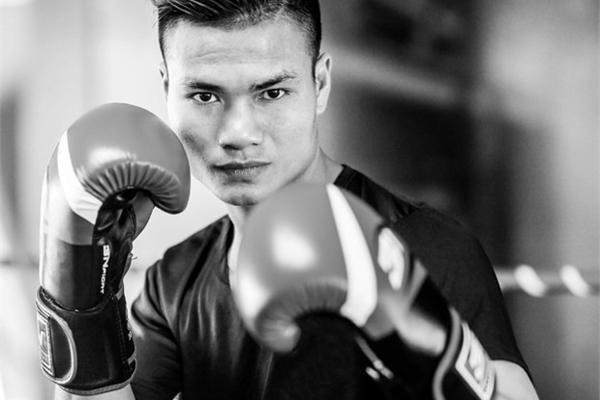 "From small teen to ""natural born killer"": A Vietnamese boxer's journey to Tokyo Olympics"