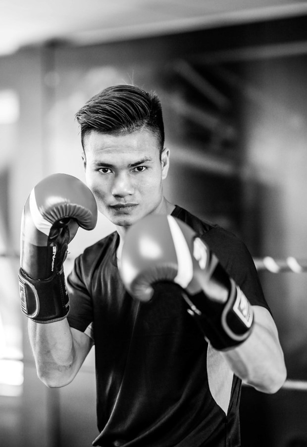 "From small teen to ""natural born killer"": A Vietnamese boxer's journey to Tokyo Olympics hinh anh 1"