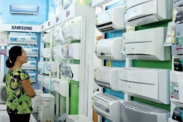 Local air-conditioner brands join race for market share