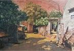 Exhibition features 50 art works on Hanoi's ancient village