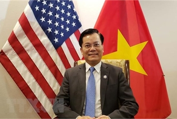 Vietnam, US forge comprehensive partnership