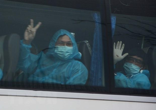 Vietjet flies Vietnamese citizens home from Myanmar hinh anh 1