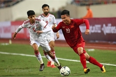 Vietnamese football sets ambitious goals in 2020