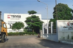 Eleven officials suspended for alleged bribery at Tenma Vietnam