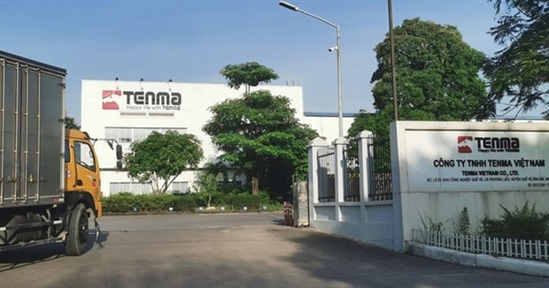 Eleven officials suspended for alleged bribery at Tenma Vietnam hinh anh 1