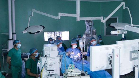 Nhan Dan 115 Hospital sets Asian records in applying AI technology hinh anh 1