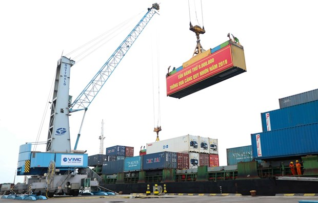 Transport route to link Quy Nhon Port with Northeast Asia