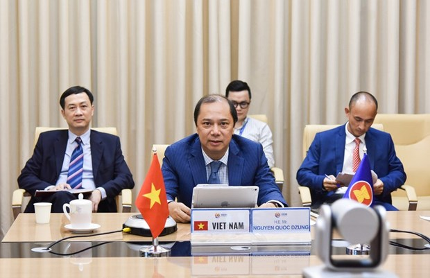 Vietnam bolsters ASEAN cooperation in sustainable development hinh anh 1