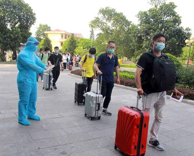 Vietnam records one more COVID-19 case hinh anh 1