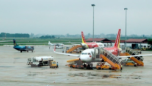 Effect of COVID-19 drives up punctuality among domestic airlines hinh anh 1