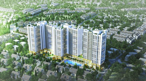Property firms return to market after COVID-19 hinh anh 1