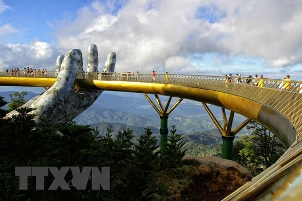 Da Nang tourism promoted on BBC hinh anh 1