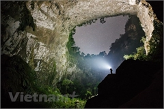 Son Doong among 20 record-breaking natural wonders