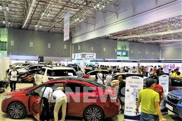 Automobile market sees 62 percent surge after social distancing hinh anh 1