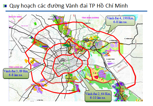 HCM City calls on transport ministry to speed up work on two ring roads hinh anh 1