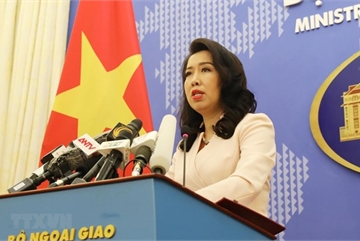 Vietnam calls on countries to contribute to peace, security in East Sea