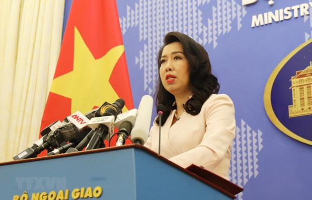 Vietnam calls on countries to contribute to peace, security in East Sea hinh anh 1