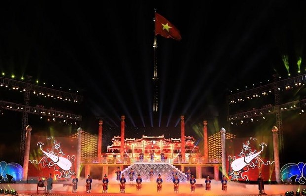 Host of activities await visitors at Hue Festival 2020 hinh anh 1