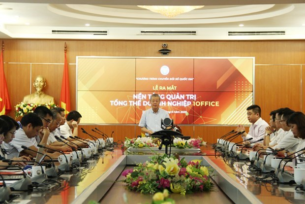 Ministry introduces corporate governance platform hinh anh 1